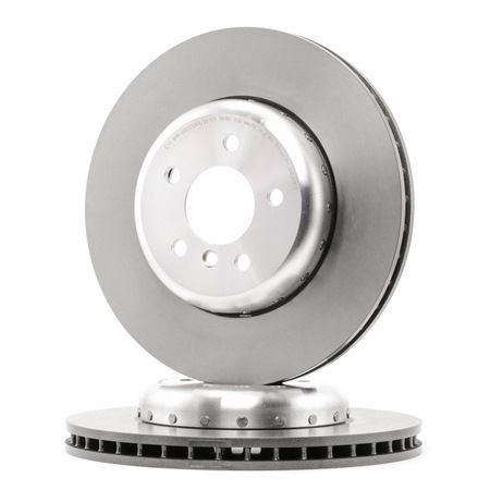 BREMBO Stabdžių diskas 09.C409.13