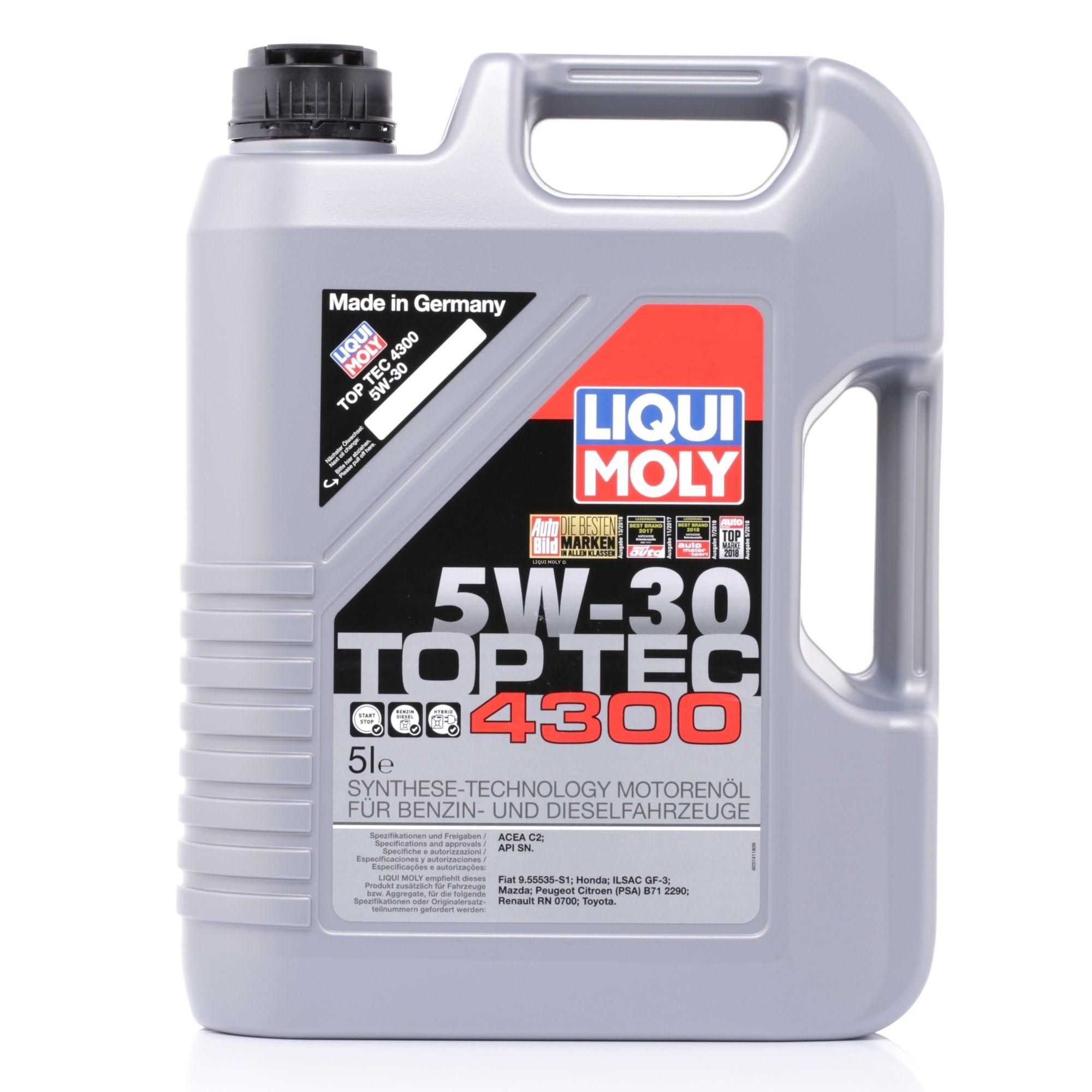 Motoröl LIQUI MOLY 2324