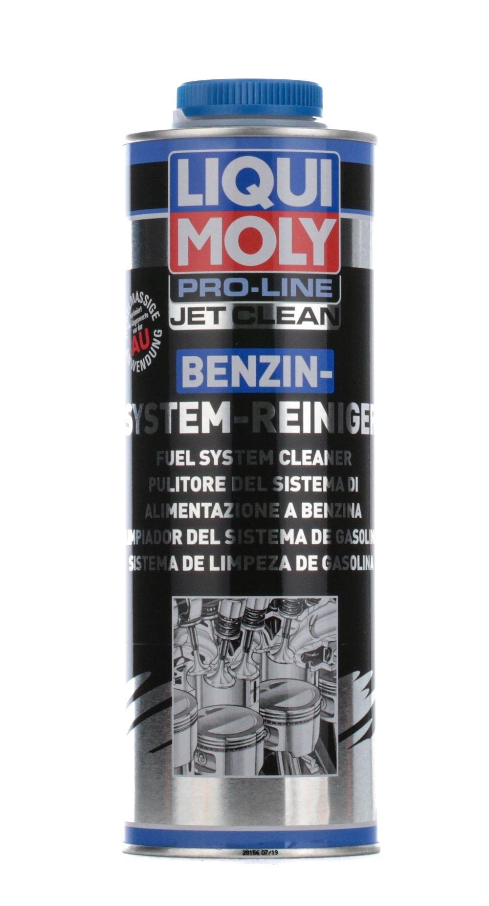 LIQUI MOLY Rens, benzinindsprøjtningssystem Dåse, Benzin, Inhalt: 1l 5147 - køb billigt