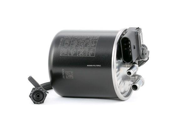 Palivový filtr WK 820/18 s vynikajícím poměrem mezi cenou a MANN-FILTER kvalitou