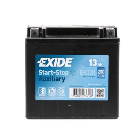 EXIDE Starterbatterie EK131