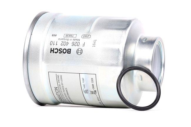 Kraftstofffilter F 026 402 110 — aktuelle Top OE 2339026140 Ersatzteile-Angebote