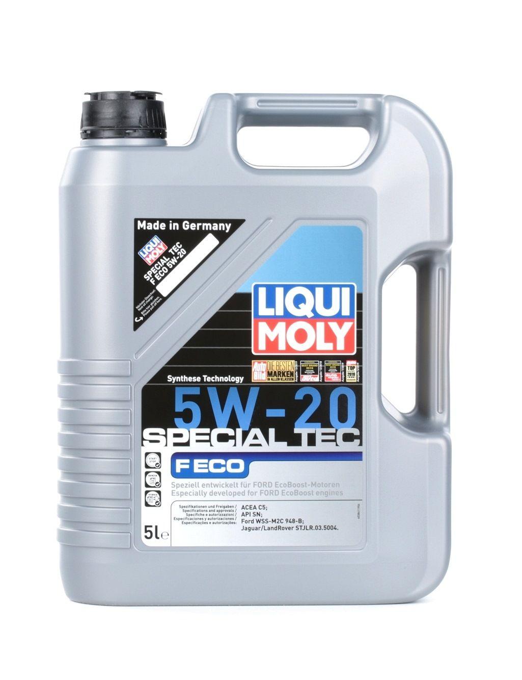 Motoröl LIQUI MOLY 3841