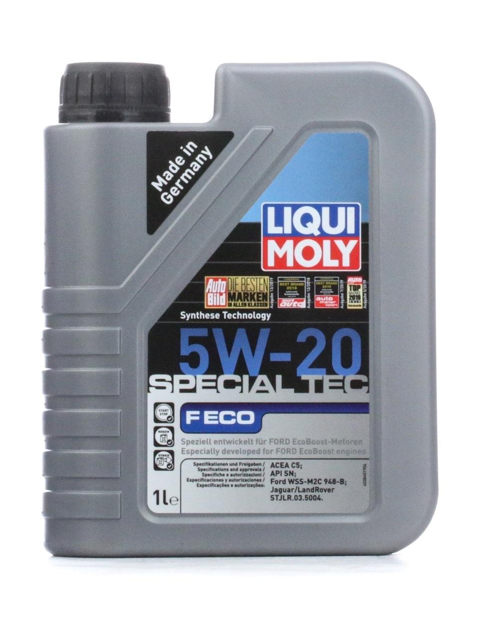 Motorenöl LIQUI MOLY 3840