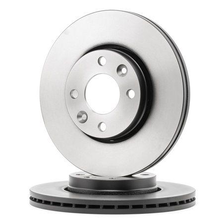 TRW Brake Disc DF6186