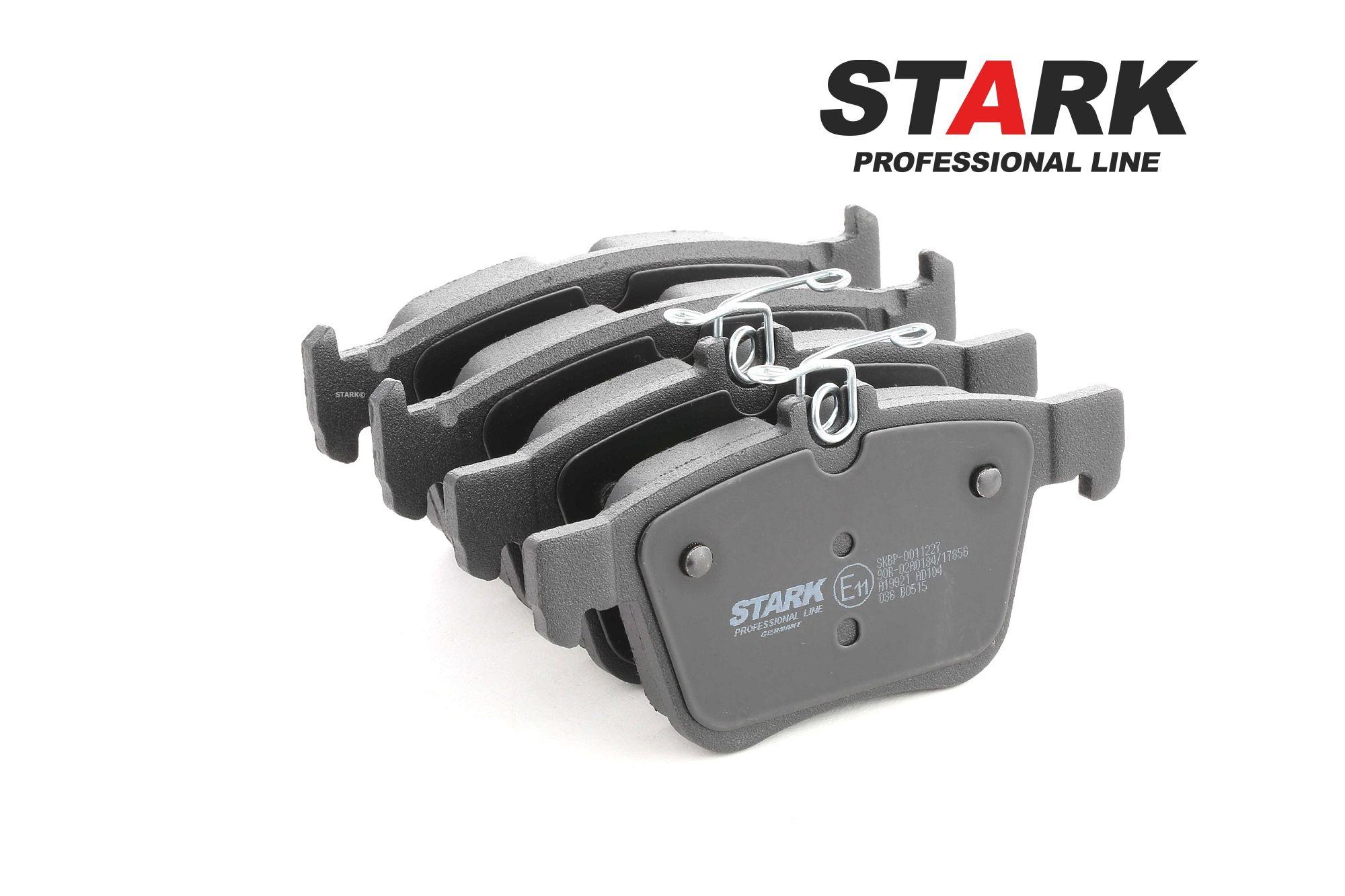 Bremssteine STARK SKBP-0011227