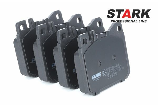 Compre STARK Jogo de pastilhas para travão de disco SKBP-0011259
