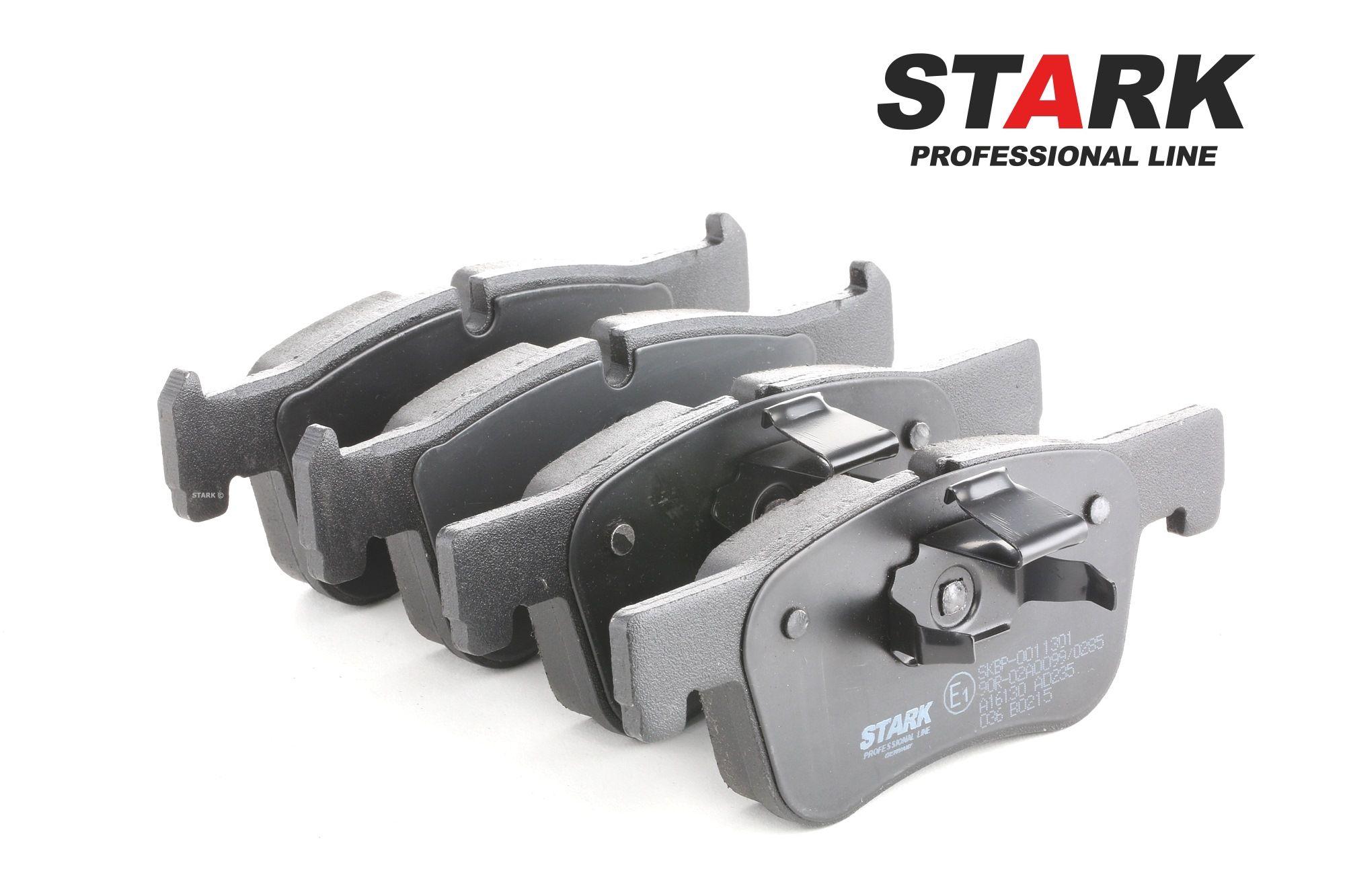 STARK Bremsbelagsatz, Scheibenbremse SKBP-0011301