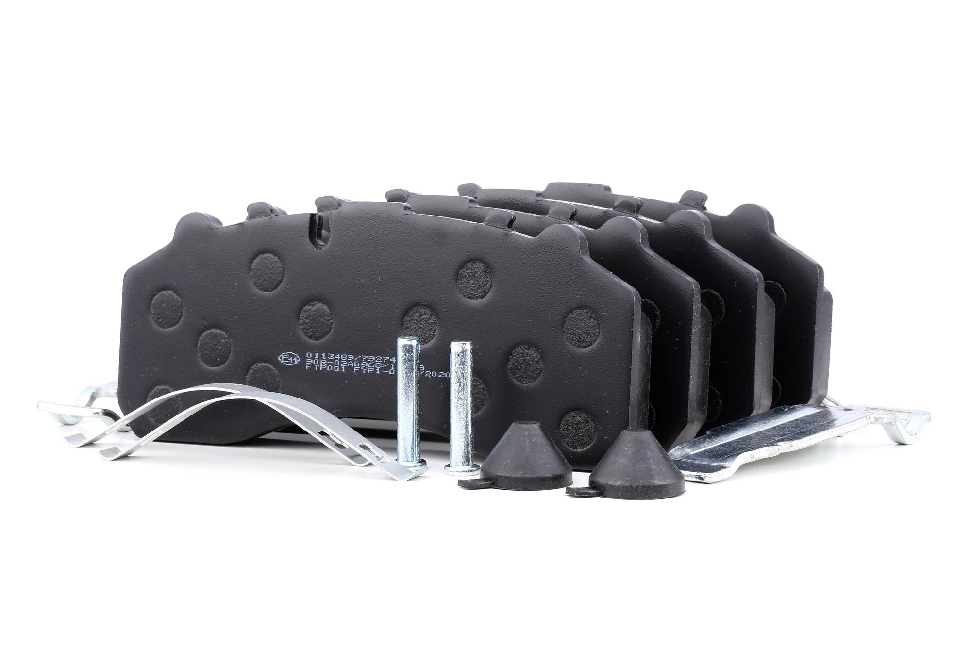 SKBP-0011312 STARK Bremsbelagsatz, Scheibenbremse für DAF CF 85 jetzt kaufen