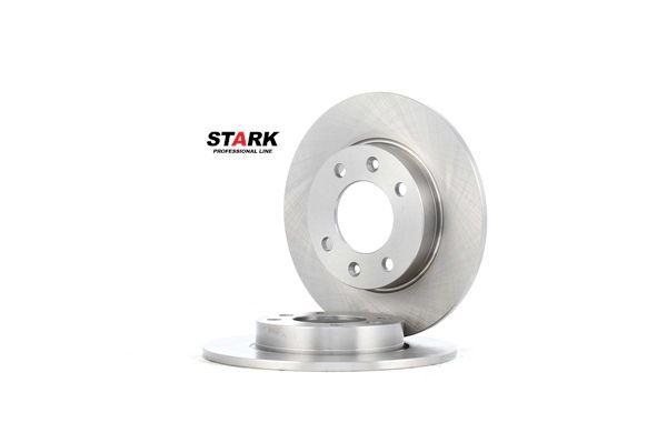 STARK Bromsskiva Solid, utan skruvar SKBD0022803