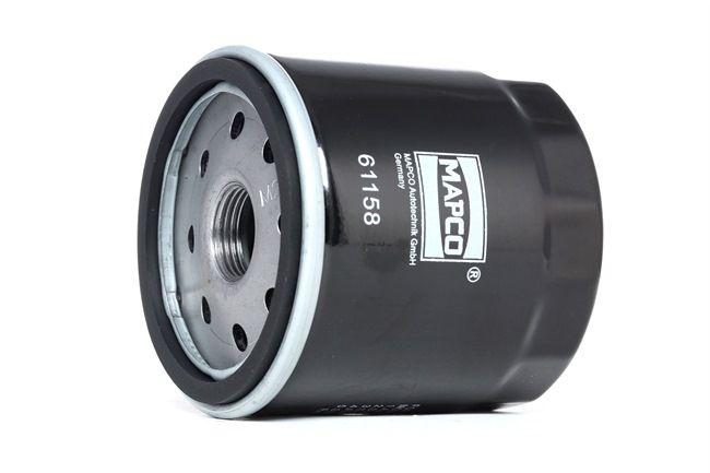 Ölfilter 61158 Megane III Grandtour (KZ) 1.5 dCi 110 PS Premium Autoteile-Angebot