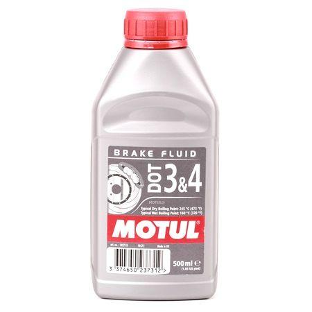 buy and replace Brake Fluid MOTUL 102718