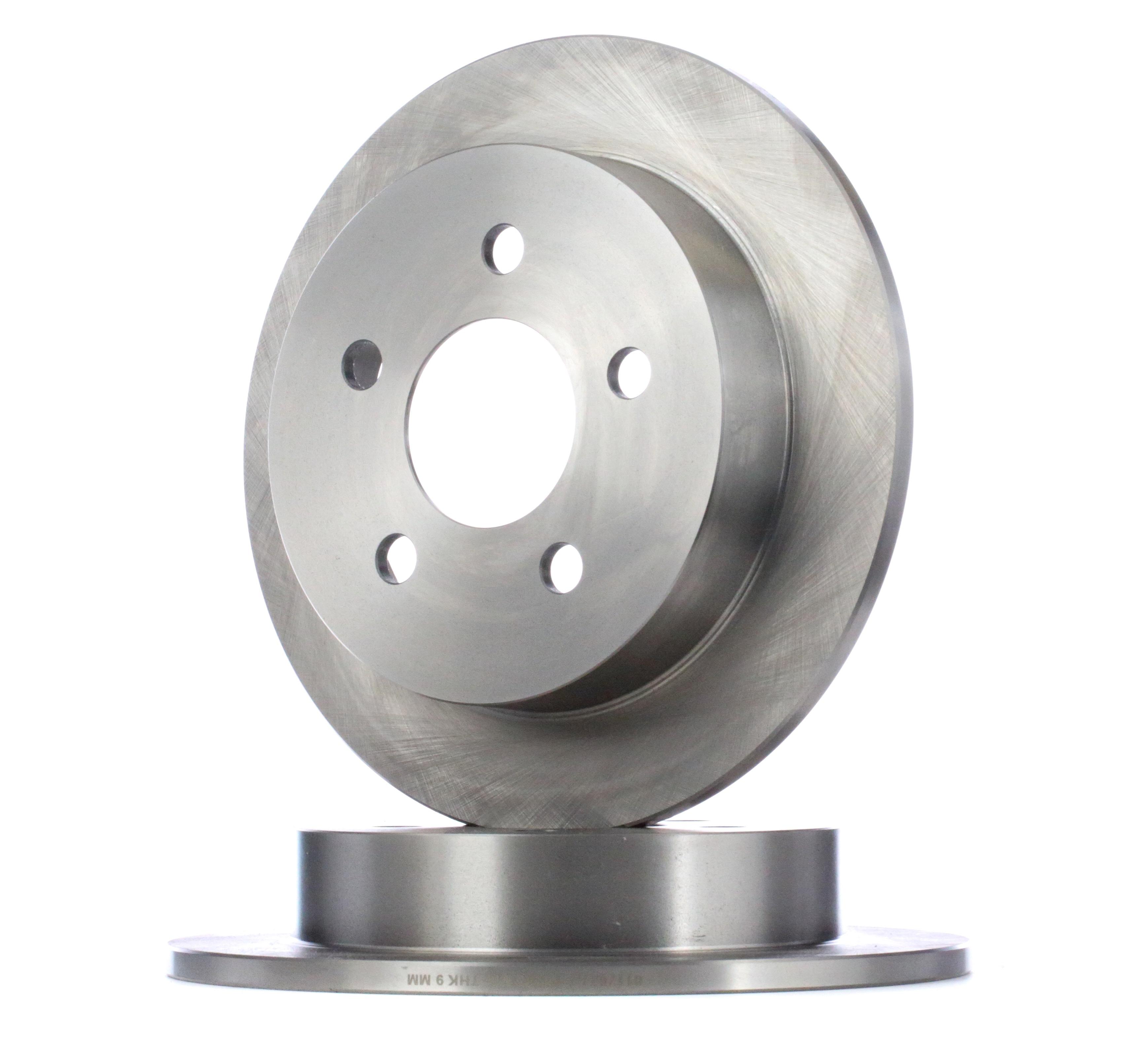 CHEVROLET CAPRICE 2001 Bremsscheiben - Original STARK SKBD-0022914 Ø: 278mm, Bremsscheibendicke: 11,0mm