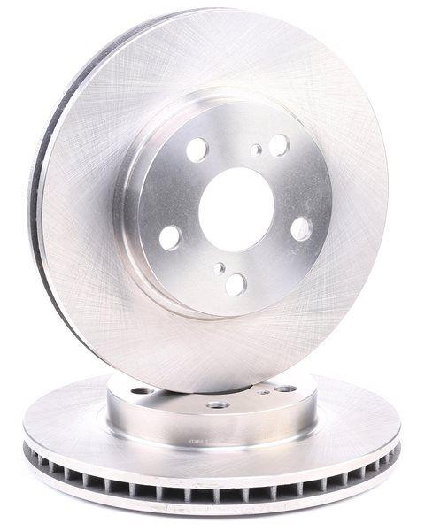STARK: Original Bremsscheibe SKBD-0022968 (Ø: 255mm, Bremsscheibendicke: 25mm) mit vorteilhaften Preis-Leistungs-Verhältnis