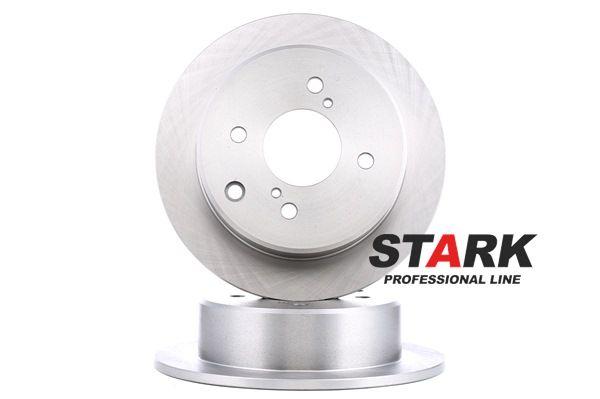 STARK: Original Tuning SKBD-0022986 (Ø: 266mm, Felge: 4/7-loch, Bremsscheibendicke: 9mm) mit vorteilhaften Preis-Leistungs-Verhältnis