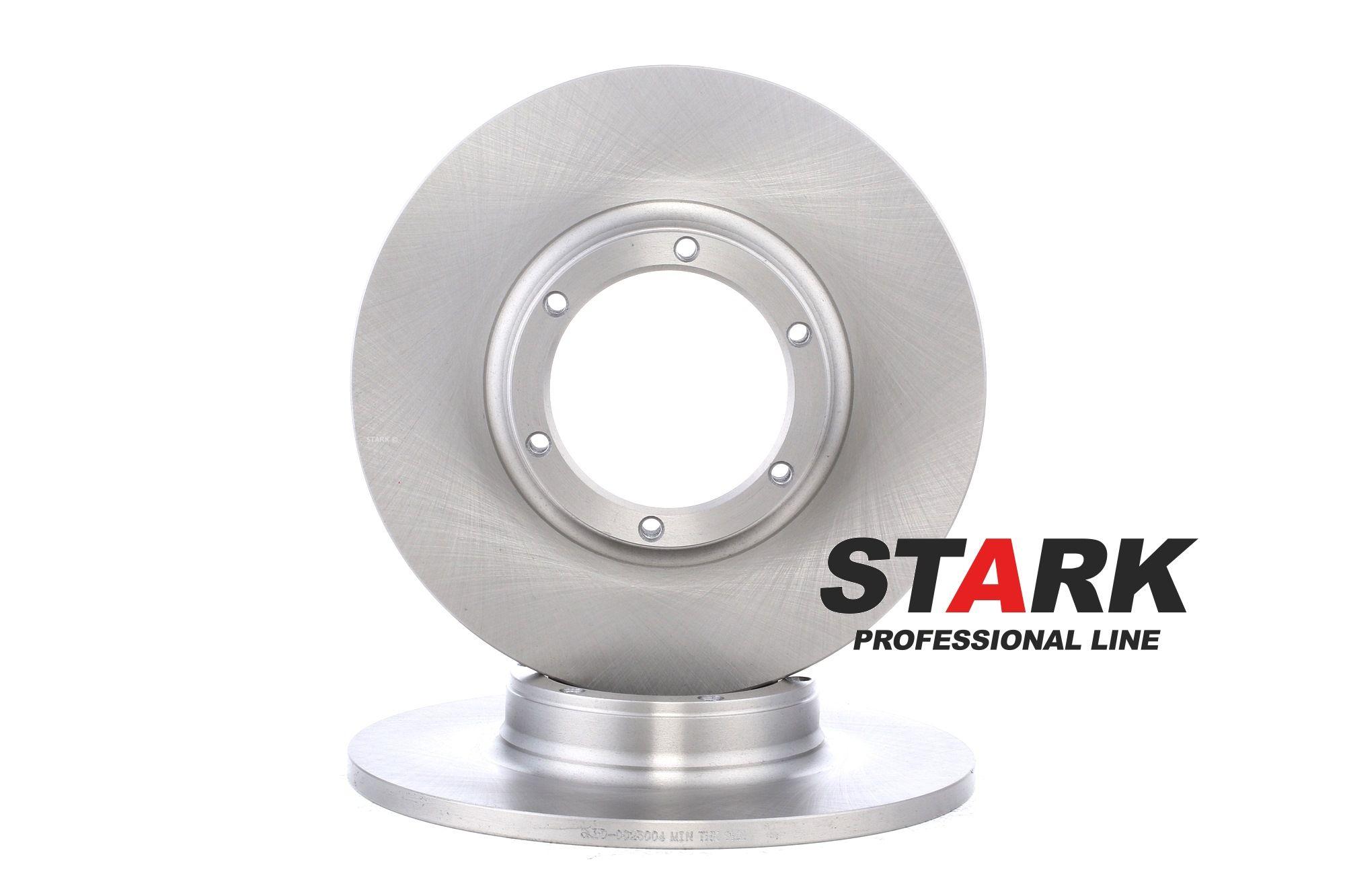 Schijfremmen SKBD-0023004 met een uitzonderlijke STARK prijs-prestatieverhouding