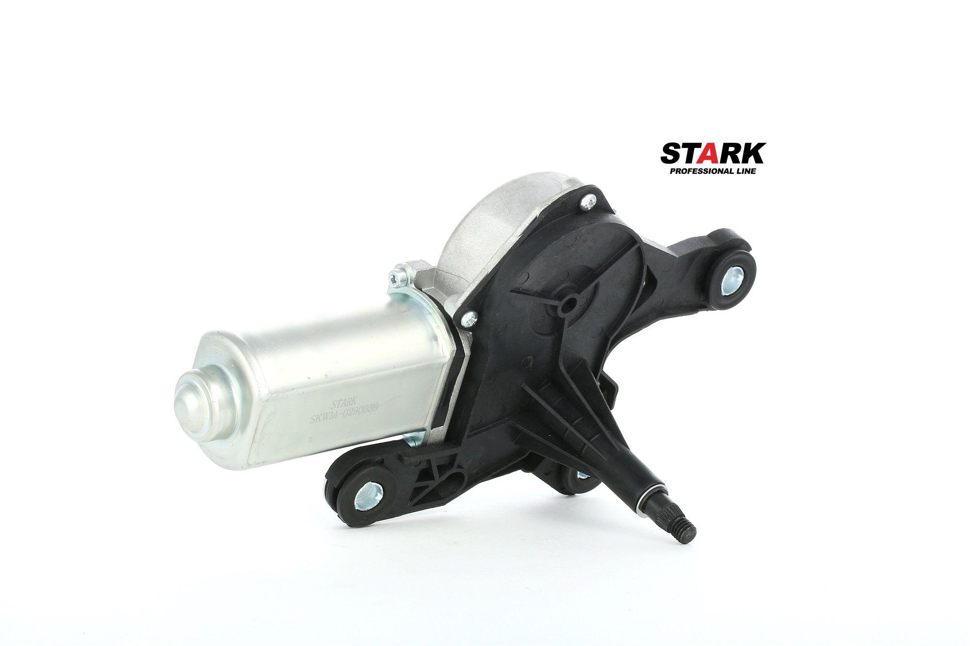 STARK: Original Heckscheibenwischermotor SKWM-0290039 (Pol-Anzahl: 3-polig)