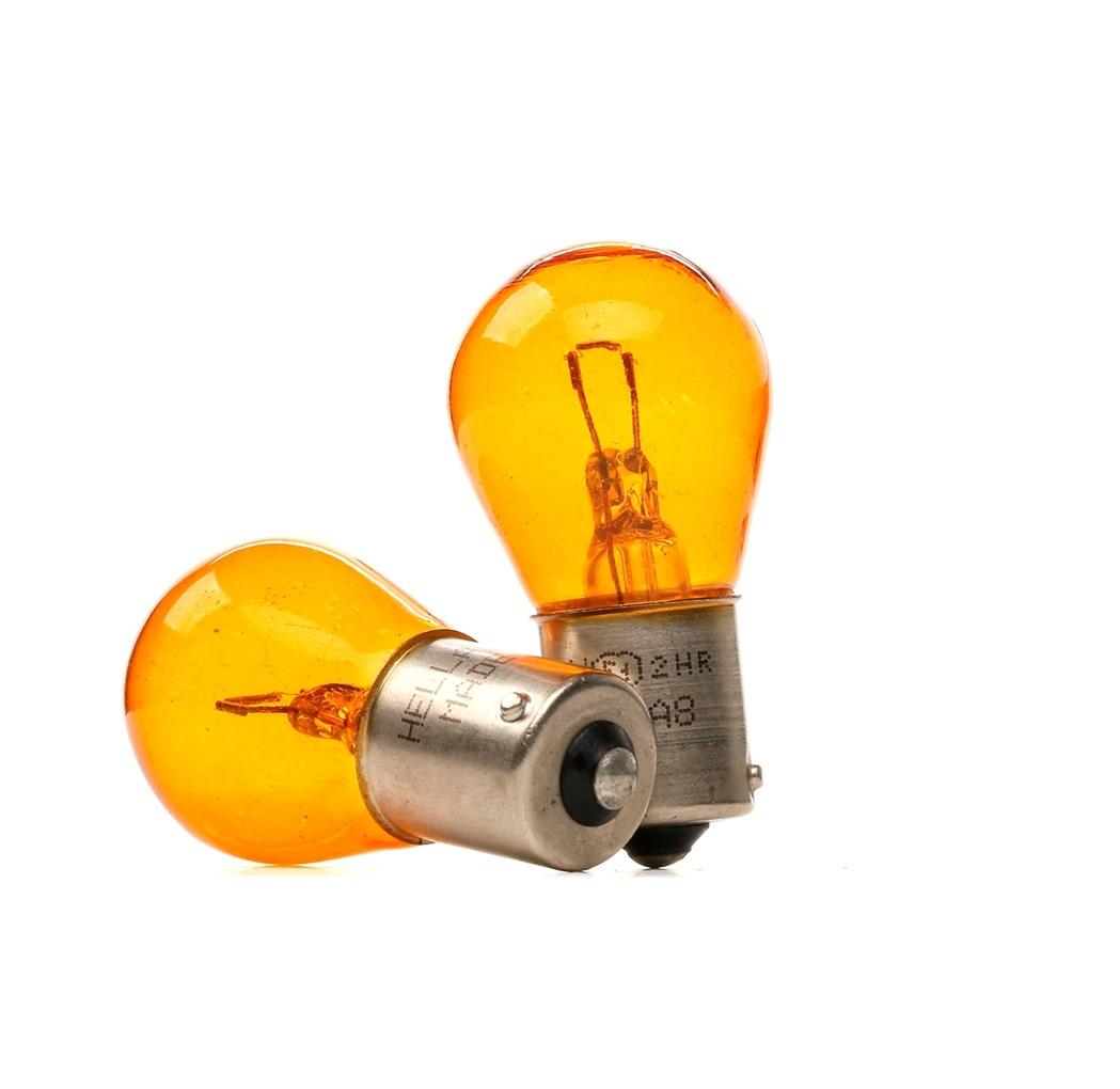 PY21W HELLA PY21W, BAU15s, 12V, 21W Bulb, indicator 8GA 006 841-123 cheap