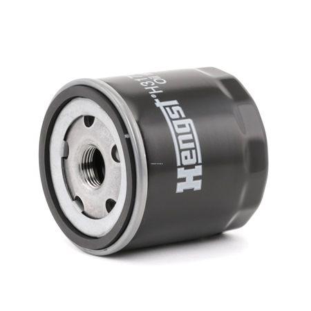 HENGST FILTER Oljefilter H317W01