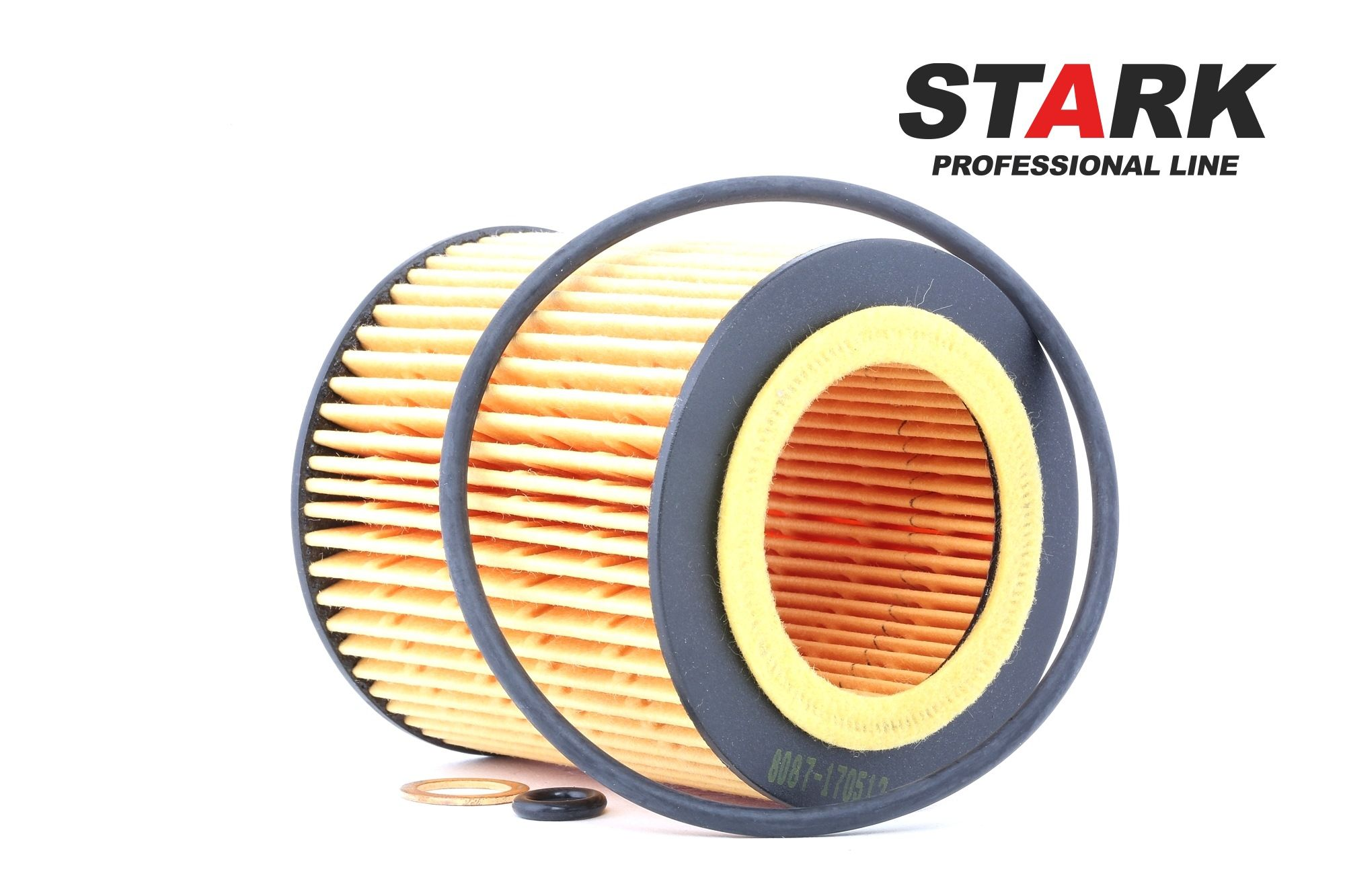 SKOF-0860077 STARK mit Dichtungen, Filtereinsatz Innendurchmesser: 41mm, Ø: 74mm, Höhe: 79mm Ölfilter SKOF-0860077 günstig kaufen