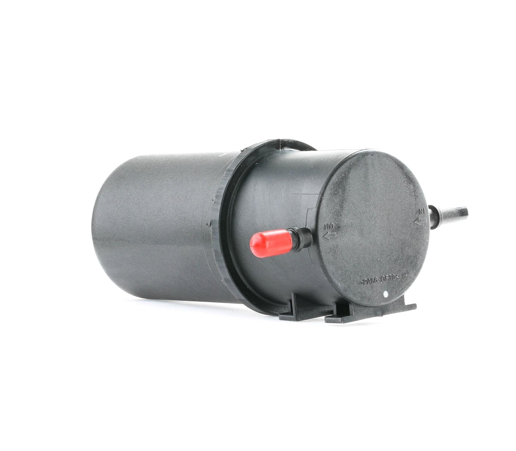 Palivový filtr KL 873 s vynikajícím poměrem mezi cenou a MAHLE ORIGINAL kvalitou