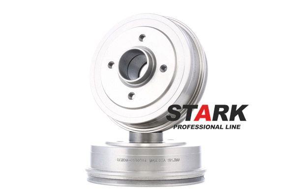 Bremstrommel SKBDM-0800084 Twingo I Schrägheck 1.2 16V 75 PS Premium Autoteile-Angebot