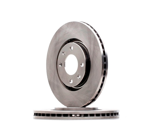 Brake Disc 82B0022 with an exceptional RIDEX price-performance ratio
