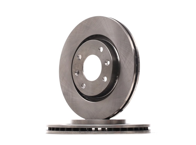 Brake Disc 82B0015 with an exceptional RIDEX price-performance ratio