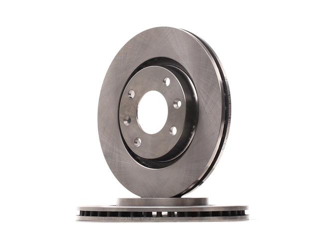 Disque de frein 82B0015 à un rapport qualité-prix RIDEX exceptionnel