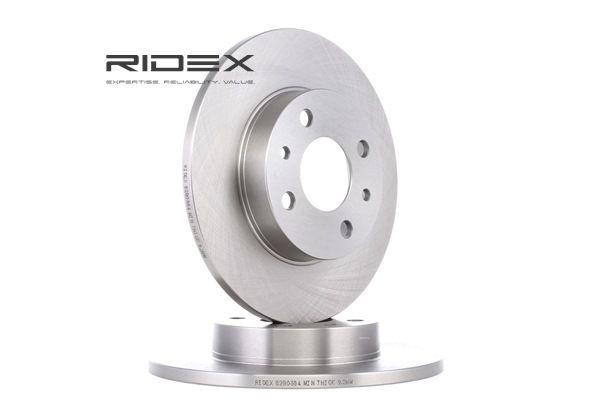 Bremsscheibe RIDEX 82B0384 günstige Verschleißteile kaufen
