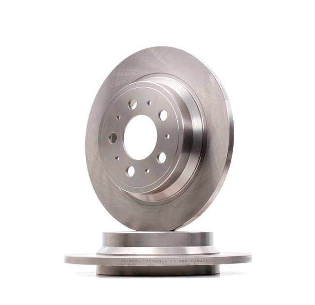 buy and replace Brake Disc RIDEX 82B0212