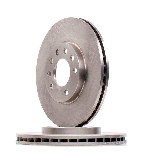 Bremsscheibe RIDEX 82B0005 günstige Verschleißteile kaufen