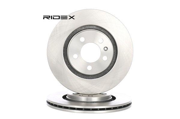 RIDEX 82B0211 Bremsscheibe Golf 5 2.0 2008 116 PS - Premium Autoteile-Angebot