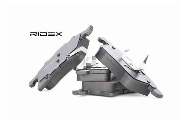 Ridex 402B0041 Bremsbel/äge Set of 4