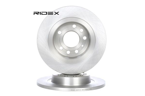 buy and replace Brake Disc RIDEX 82B0106