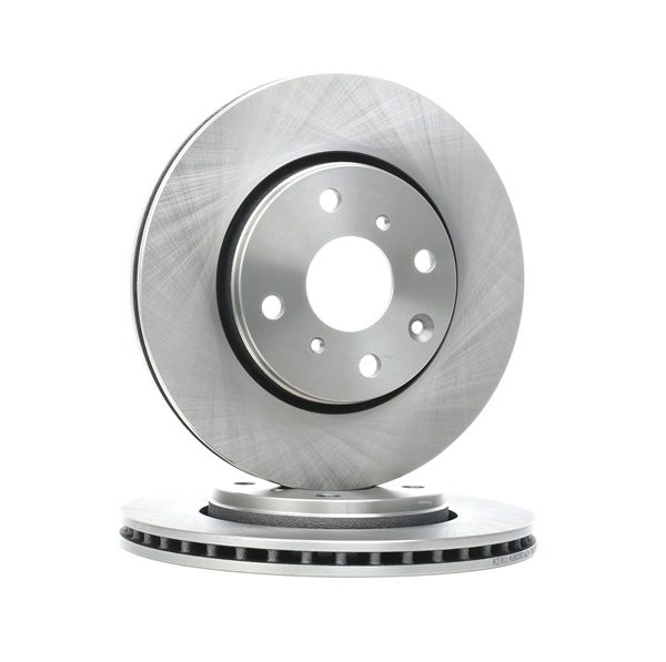 Brake Disc 82B0050 with an exceptional RIDEX price-performance ratio