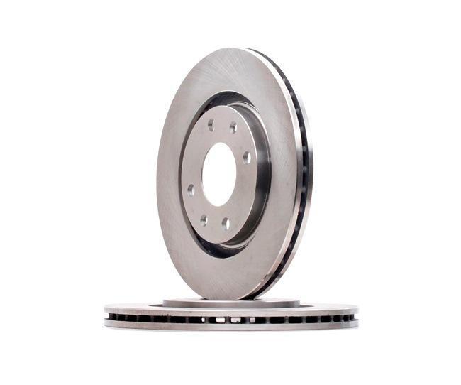 Original Brake discs and rotors 82B0381 Peugeot