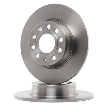 Brake Disc 82B0342 with an exceptional RIDEX price-performance ratio