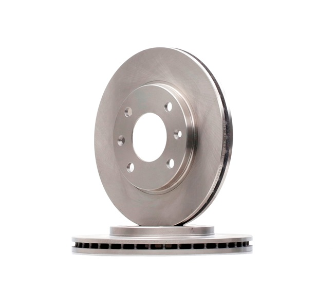 Brake Disc 82B0051 with an exceptional RIDEX price-performance ratio