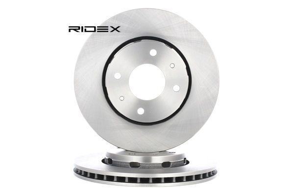 Bremsscheibe RIDEX 82B0125 kaufen und wechseln