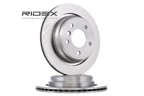 Brake Disc 82B0162 with an exceptional RIDEX price-performance ratio