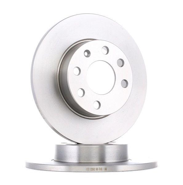 buy and replace Brake Disc RIDEX 82B0682