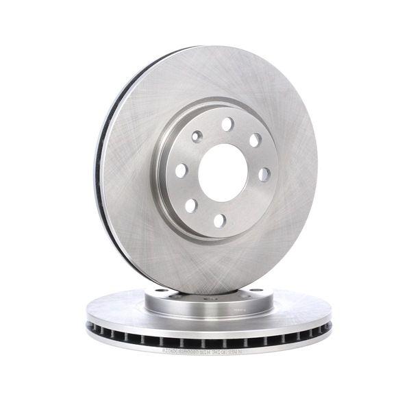 Disque de frein 82B0080 à un rapport qualité-prix RIDEX exceptionnel