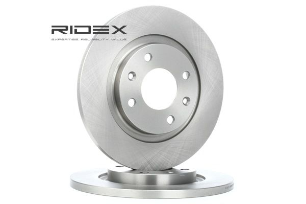 Disque de frein 82B0657 à un rapport qualité-prix RIDEX exceptionnel