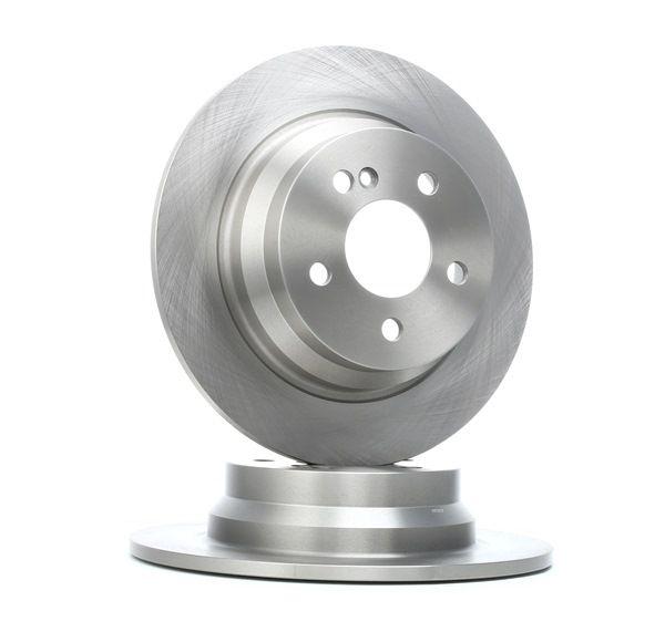 Bremsscheibe RIDEX 82B0228 kaufen und wechseln
