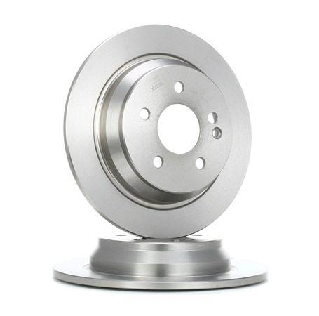 Bremsscheibe 82B0231 mit vorteilhaften RIDEX Preis-Leistungs-Verhältnis
