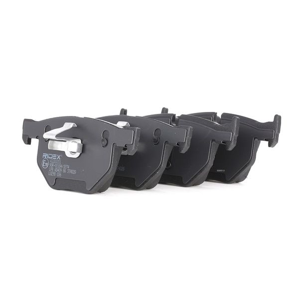 buy RIDEX Brake Pad Set, disc brake 402B0051 at any time