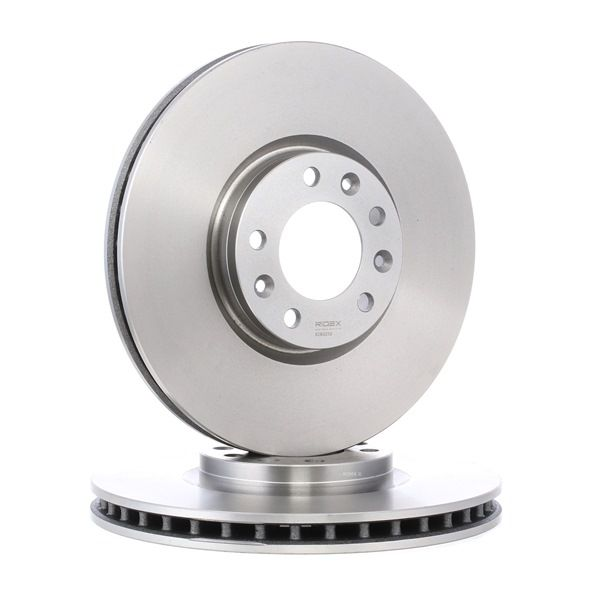Brake Disc 82B0250 with an exceptional RIDEX price-performance ratio