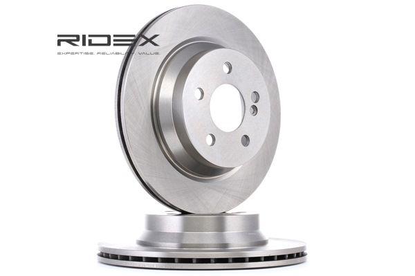 Disque de frein 82B0636 à un rapport qualité-prix RIDEX exceptionnel