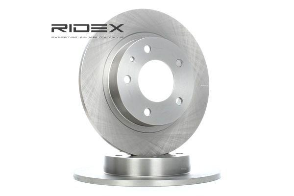Disco freno RIDEX 82B0694 comprare e sostituisci